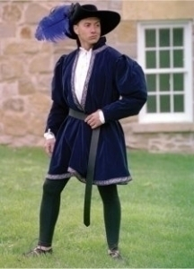 Mens Medieval Clothing