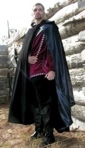 Capes, Robes & Cloaks