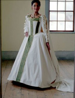 Renaissance Wedding Clothing